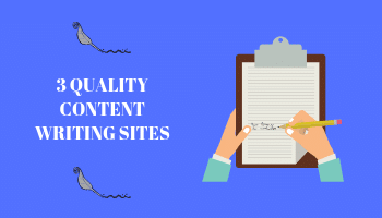 Content Writing Sites