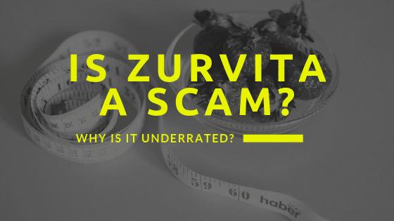 is zurvita a scam