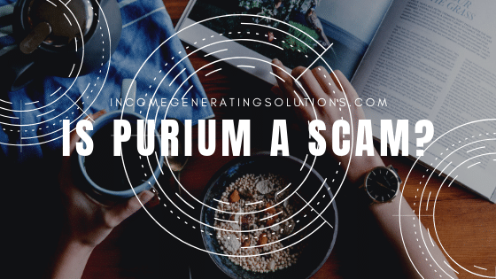is purium a scam review