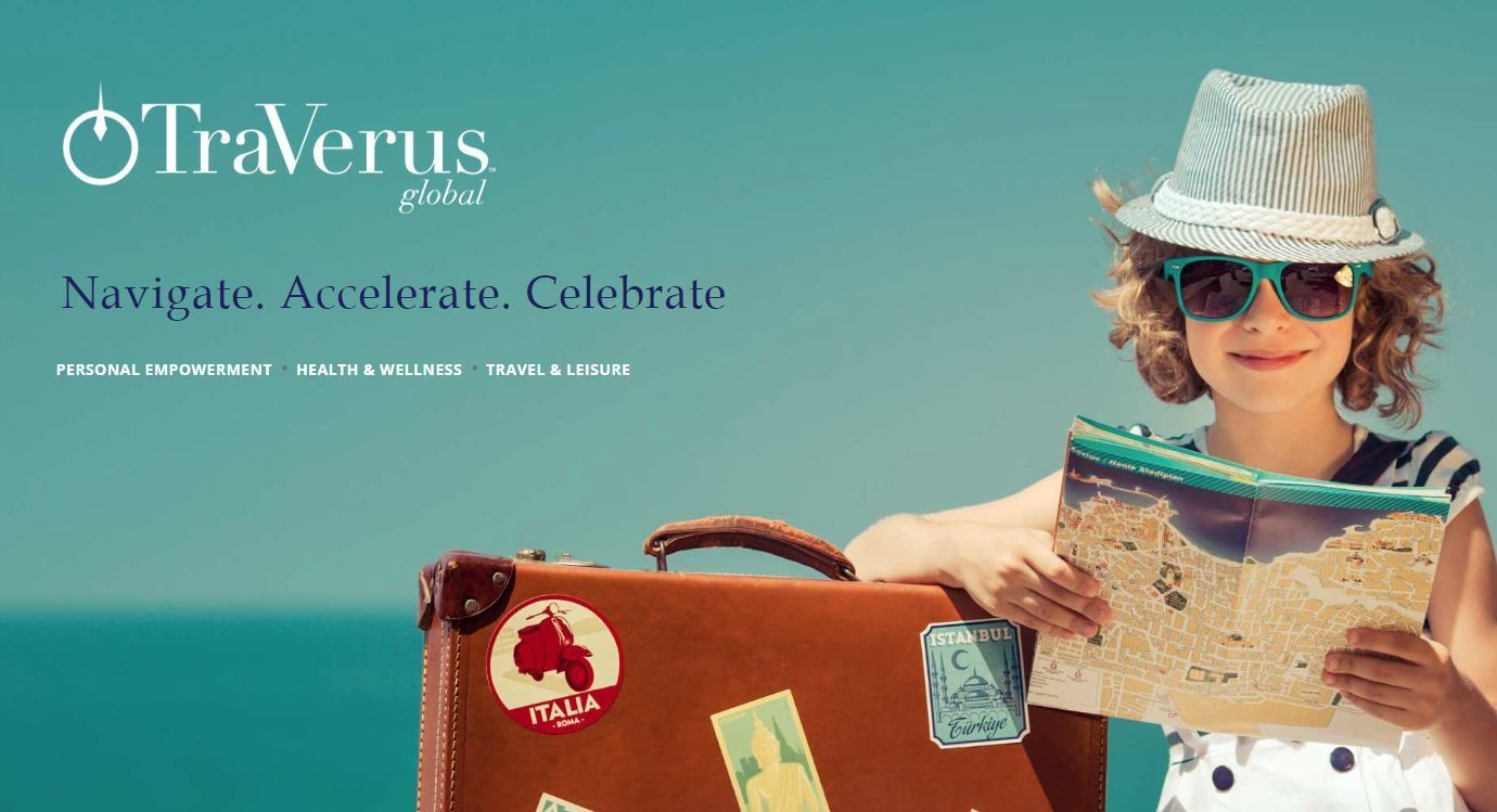 official logo of traverus