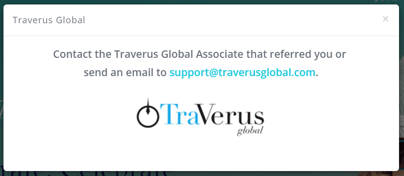 traverus log in