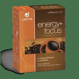 Energy + Focus Javita Coffee