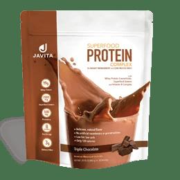 Javita Superfood Protein.