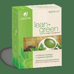 Lean + Green Javita tea