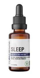 Bottle of BioReigns Sleep.